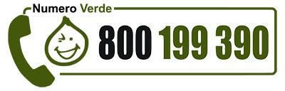 Numero Verde Happy800
